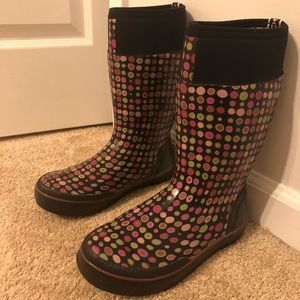 Bogs rain and snow boots